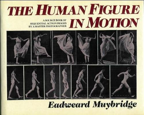 9780517641071: The Human Figure in Motion