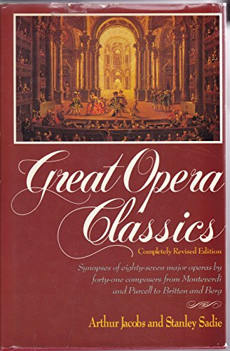 9780517641088: Great Opera Classics