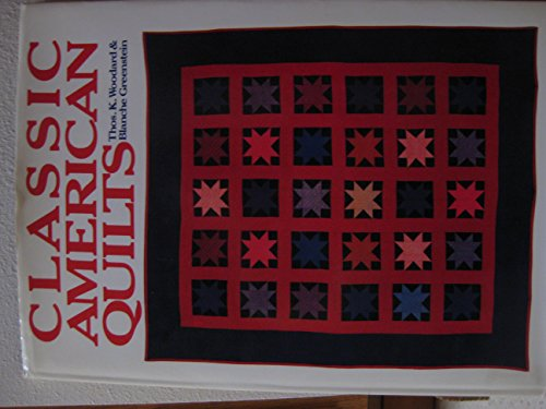 9780517641125: Classic American Quilts