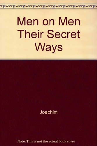 9780517641231: Men on Men Their Secret Ways