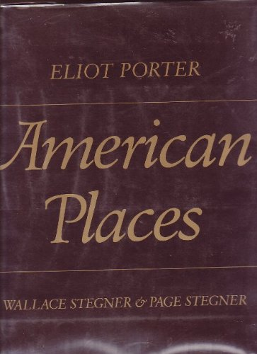 9780517641323: Title: Eliot Porter American Places