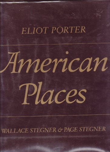 9780517641323: American Places Deluxe
