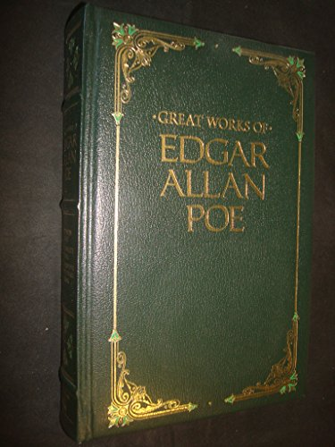 9780517642849: Great Works of Edgar Allan Poe: Sixty-Seven Tales One Complete Novel and Thirty-One Poems (Classics of World Literature)