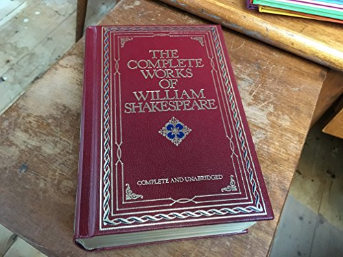 9780517642917: Complete Works Of William Shakespeare Clwl (Classics of World Literature)