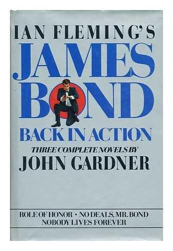 9780517642931: Ian Flemings James Bond: 3 Complete Novels: License Renewed; For Special Services; Icebreaker (Complete & Unabridged)