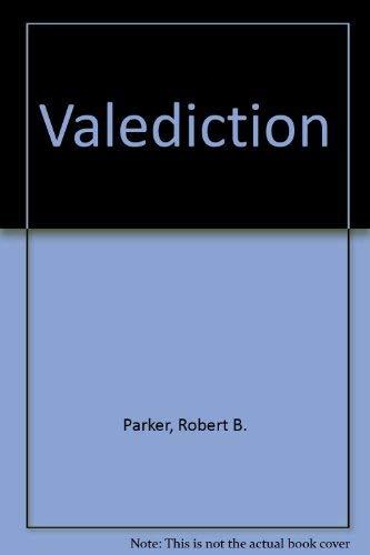 9780517645680: Valediction: A Spenser Novel