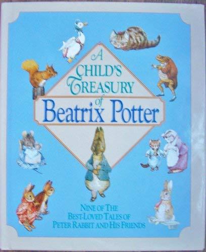 9780517646014: Child's Treasury of Beatrix Potter