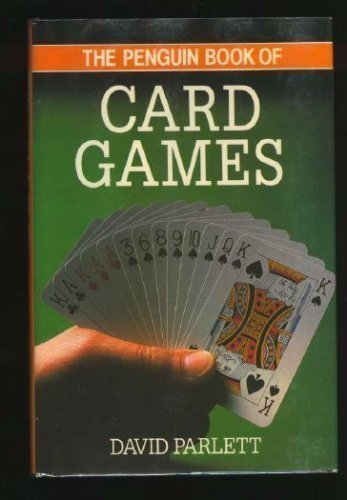 9780517647318: The Penguin Book of Card Games
