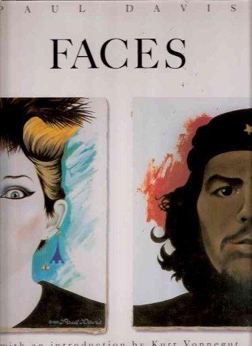 9780517650875: Faces: Paul Davis Portraits