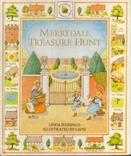 9780517651339: Merrydale Treasure Hunt: Derrydale Childrens Library (The Derrydale Children's Library)
