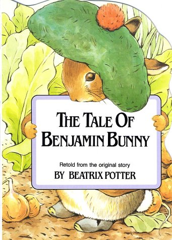 9780517652770: Tale of Benjamin Bunny (Beatrix Potter's Shaped Board Books)
