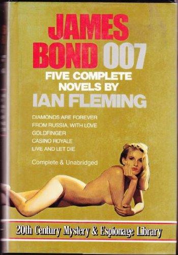 James Bond 007: 5 Complete Novels by: Fleming, Ian