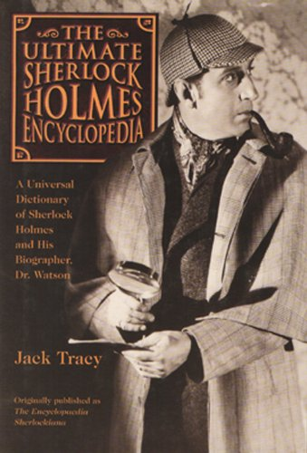 9780517654446: The Ultimate Sherlock Holmes Encyclopedia