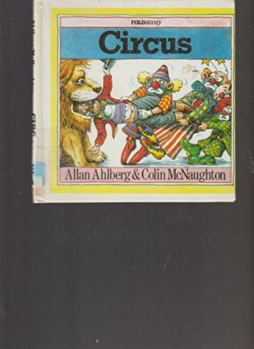 9780517655047: Circus: Foldaway Books