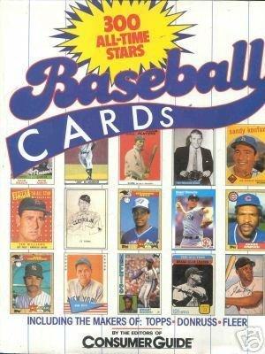9780517655238: Baseball Cards: 300 All-Time Stars