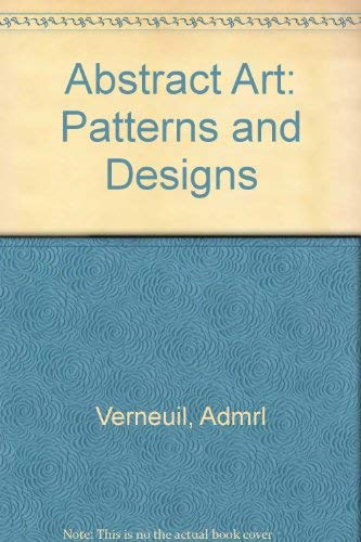 9780517661130: Abstract Art: Patterns and Designs