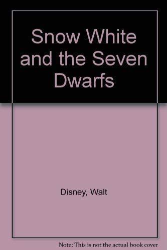 Snow White and the Seven Dwarfs: Disney: Walt Disney