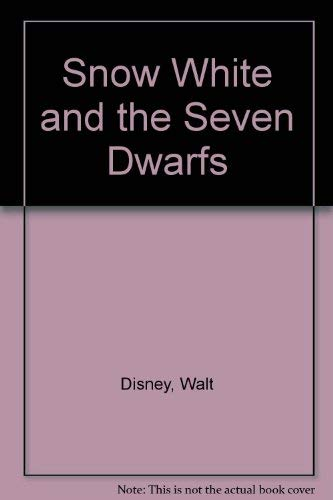 9780517661963: Snow White and the Seven Dwarfs: Disney Animated Series