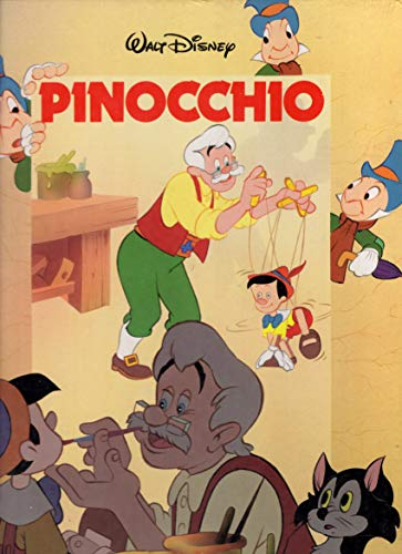 Pinocchio: Disney Animated Series: Walt Disney