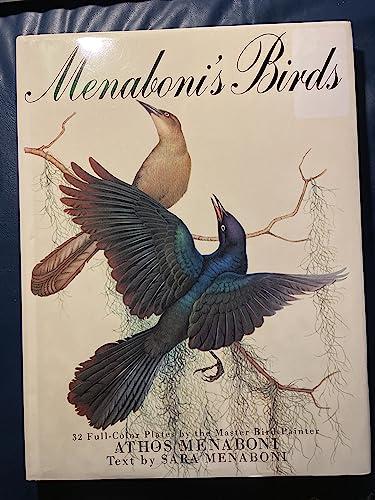 Menaboni's Birds: Athos Menaboni; Sara