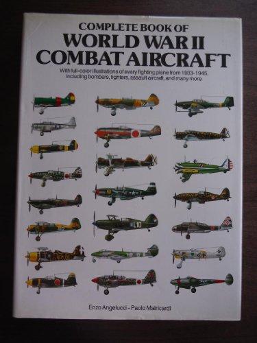 9780517664759: Complete Book of World War II Combat Aircraft