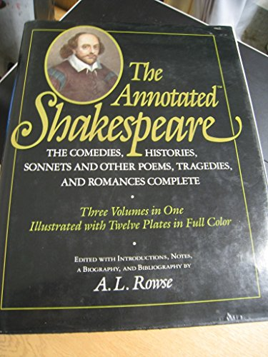 9780517665558: Annotated Shakespeare