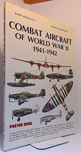 9780517665770: Combat Aircraft of World War II 1941-1942 (World Combat Aircraft Poster Book Series)