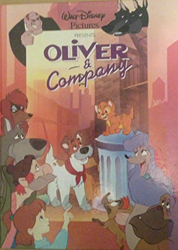 9780517670040: Oliver and Company: The Disney Animated Series