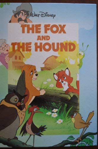 9780517670071: Fox and the Hound: Disney Animated Series