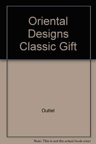 9780517670255: Oriental Designs Classic Gift
