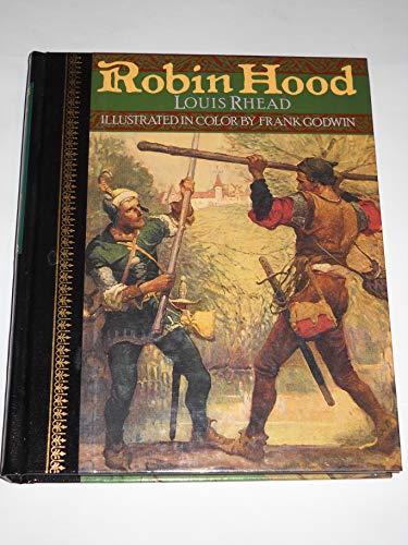 Robin Hood: Childrens Classics: Louis Rhead