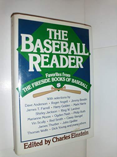 Baseball Reader: Einstein, Charles (editor)
