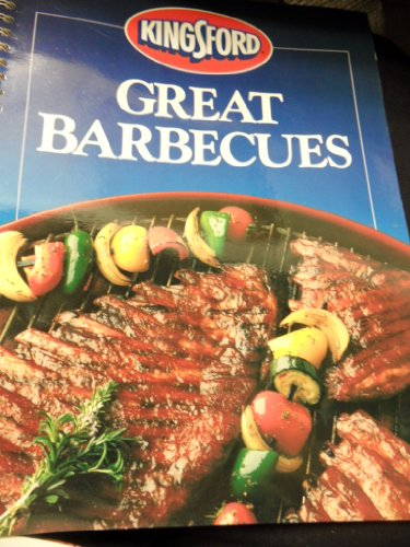 9780517675939: From America's Favorite Kitchens: Kingsford (R) Barbecue Cookbook
