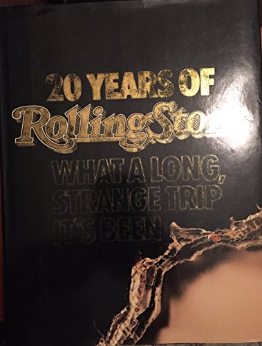 9780517676561: 20 Years of Rolling Stone What