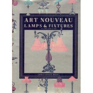 9780517678831: Art Nouveau Lamps and Fixtures of James Hinks & Son