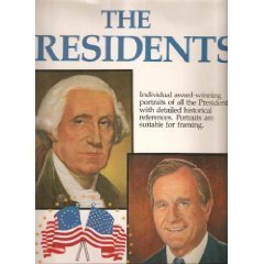 Portraits from the White House: Presidents: Washington: Sam J Patrick
