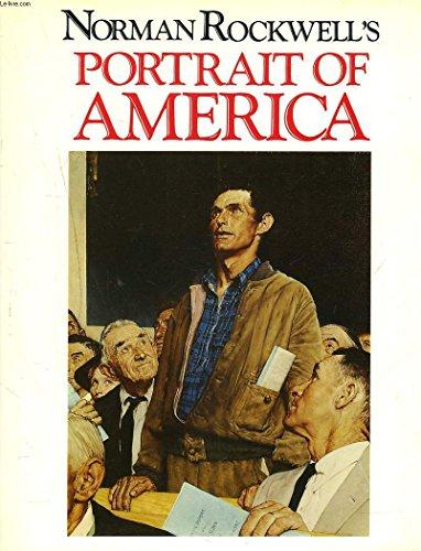 9780517678978: Norman Rockwell's America: Portraits of America