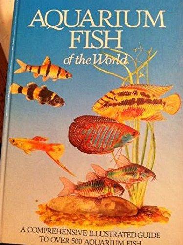 Aquarium Fish of the World: Petrovicky, Ivan;Libuse;Knotek, Jaromir
