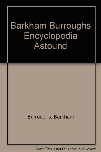 9780517679500: Barkham Burroughs' Encyclopedia of Astounding Facts and Useful Information 1889