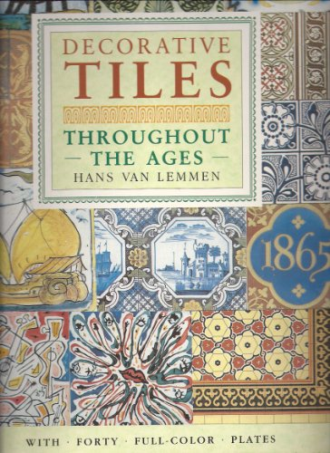 9780517679609: Decorative Tiles Throughout the Ages (Poster Art Series)