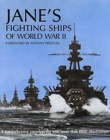 9780517679630: Jane's Fighting Ships of World War II