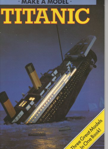 9780517681312: Make a Model Titanic