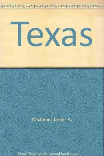 9780517681855: Texas