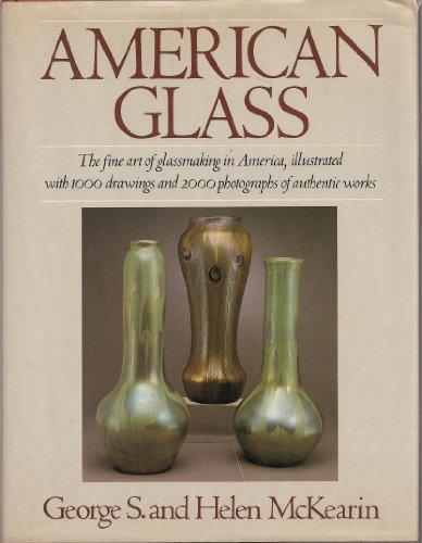 9780517682371: American Glass