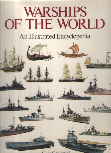 Warships of the World: An Illustrated Encyclopedia: Galuppini, Gino