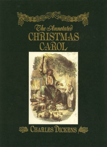 9780517687802: The Annotated Christmas Carol