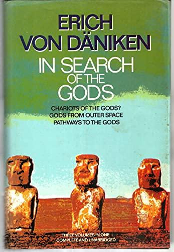 Erich Von Daniken: In Search of Ancient Gods: Erich Von Daniken