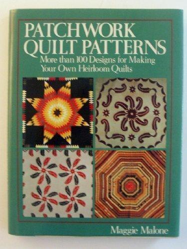 9780517687901: Patchwork Quilt Patterns