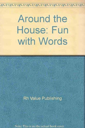 9780517688809: Around the House: Fun with Words