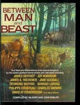 9780517690383: Between Man and Beast: True Tales
